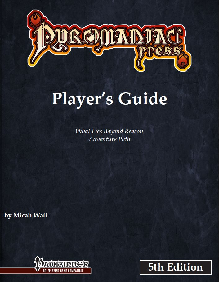 http://www.drivethrurpg.com/product/165884/What-Lies-Beyond-Reason-Players-Guide?manufacturers_id=9092