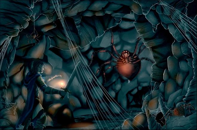 Spider Attack Final